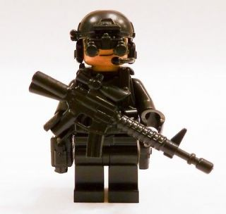 V05 Custom Lego Delta Force Navy Seal Special Forces SWAT Army Police