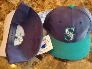 SEATTLE MARINERS CHILDS HAT CAP SNAPBACK VINTAGE