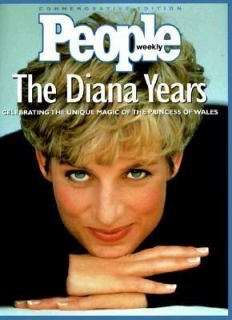The Diana Years People Celebrating the Unique Magic of the Princess of