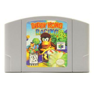 Diddy Kong Racing Nintendo 64, 1997
