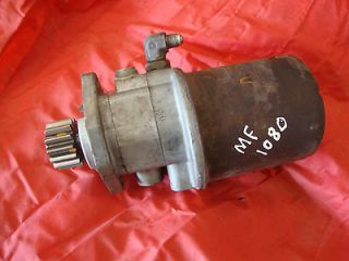 MASSEY FERGUSON TRACTOR POWER STEERING PUMP 1080 298 698