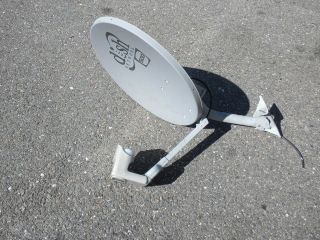 dish NETWORK 500 antenna,110,119 deg.dp plus,digital LNBF,21universal
