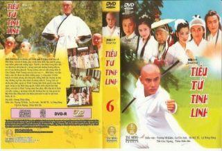 Tieu Tu Tinh Linh, Tron Bo 6 Dvd, Phim HongKong 30 Tap