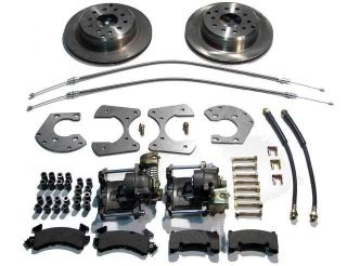 Ford 9 Rear Disc Brake Conversion Kit Small Bearing