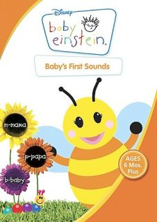 Disney Baby Einstein   Babys First Sounds Discoveries for Little Ears