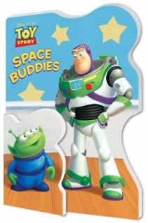 Space Buddies Disney Pixar Toy Story by Kristen L. Depken 2011, Board