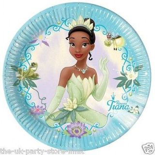 PRINCESS AND THE FROG Birthday Party, invites, banner, bags