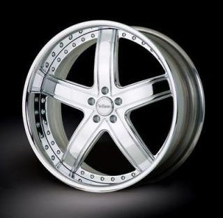 24 Vellano VTL Custom Forged Wheels Rims Lincoln Ford Dodge Cadillac