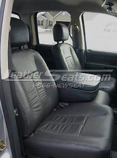 dodge ram leather seats in Interior