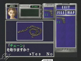 Resident Evil 3 Nemesis Sony PlayStation 1, 1999