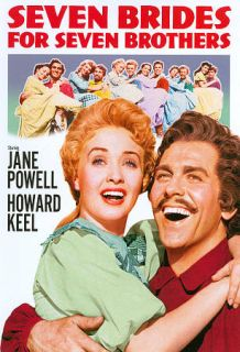Seven Brides for Seven Brothers DVD, 2011, 50th Anniversary Edition