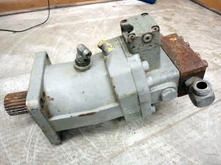 HYDRO AX 611 hydraulic (Drive motor) for cutting blade / on LOGGING