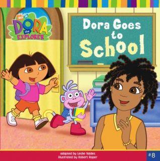 Dora Goes to School Vol. 8 2004, Paperback
