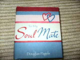 Blue Mountain Arts To My Soul Mate Mini Book By Douglas Pagels