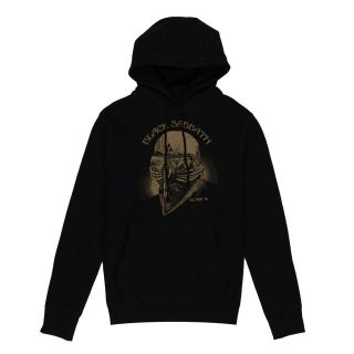 Sabbath Iron Man Hoodie Tony Stark Robert Downey Jr. The Avengers