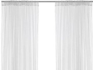 sheer drapes in Curtains, Drapes & Valances