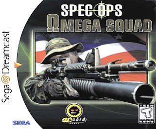 Spec Ops Omega Squad Sega Dreamcast, 2000