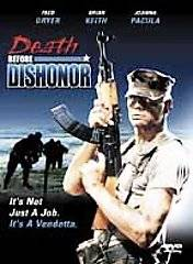 Death Before Dishonor DVD, 2001