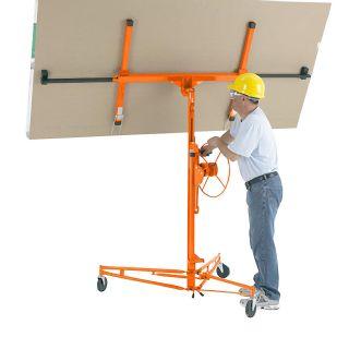 Professional 15 Foot Drywall Lift Hoist 19 Wall Panel Lifter