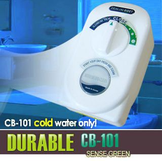 KOREA BIDET CB 101 TOILET SEAT ATTACHMENT COLD SHATTAF SPRAYER Washlet