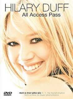 Hilary Duff   All Access Pass (DVD, 2003) (DVD, 2003)