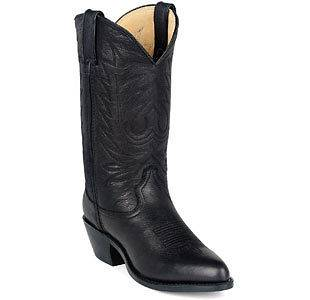 DURANGO RD4100 11 Boots Cowboy Shoes Black Womens SZ
