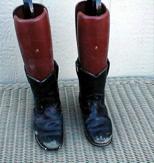 Pre School Boys Size 11 1/2 D Durango Roper Western Cowboy Boots