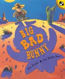 Big Bad Bunny by Alan Durant 2003, Paperback