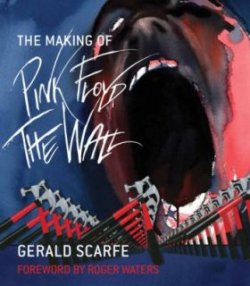The Making of Pink Floyd the Wall by Gerald Scarfe 2010, Paperback