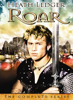 Roar   The Complete Series DVD, 2006, 3 Disc Set, Box