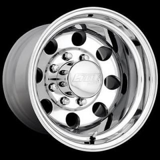 Eagle Alloys 058 Series Polished Wheel 16x8 6x5.5 BC