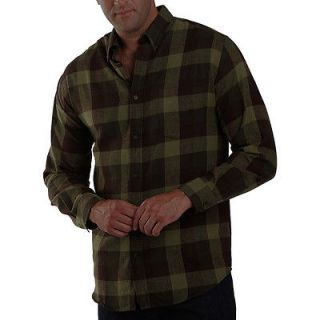 New St.Johns Bay Mens Flannel Plaid Casual Shirts XLT Various Colors