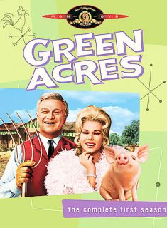 Green Acres   The Complete First Season (DVD, 2009, 2 Disc Set) (DVD