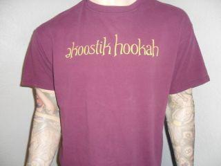 vtg EKOOSTIK HOOKAH CONCERT SHIRT Ohio Jam Band XL