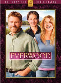 Everwood The Complete Fourth Season DVD, 2011, 5 Disc Set