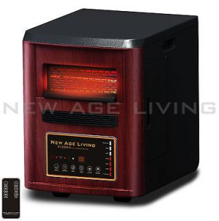 infrared electric heaters in Portable & Space Heaters