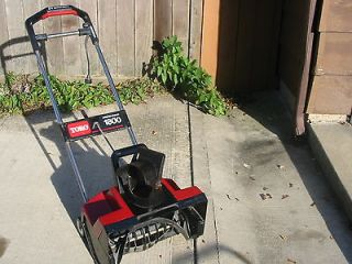 Toro 1800 Power Curve Snowblower Snow Blower.