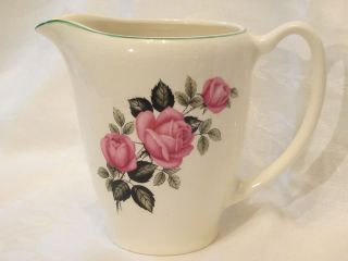 LORD NELSON   Elijah Cotton Ltd.   #3066 PINK ROSE   Medium Pitcher 4