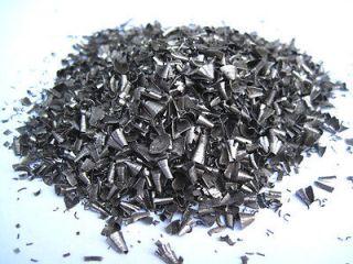 8oz Stainless Steel Metal Shavings Filings Shredded Chips Dust Scrap