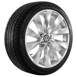 VW Wheels Rims and tires CC Golf Passat 2012 EOS 2012 GTI Rabbit Jetta