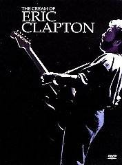 Eric Clapton   The Cream of Eric Clapton DVD, 1998