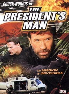 The Presidents Man DVD, 2004