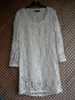 BEAUTIFUL CROCHET DRESS ***** isabel marant etoile sz 2