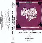 Greatest Hits 1978 by Marshall Tucker Band The Cassette, Oct 1989, AJK