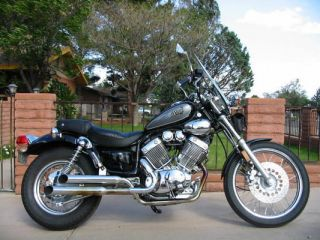 Jardine Rumbler Chrome 32 Full Exhaust Pipe Muffler Yamaha XV535