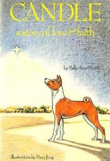 Candle A Story of Love and Faith by Sally Ann Smith 1991, Paperback
