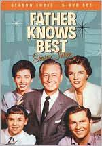 Father Knows Best   Season Three DVD, 2009, 5 Disc Set
