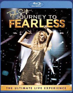 Taylor Swift Journey to Fearless Blu ray Disc, 2012