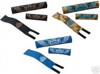 SE Racing PK Ripper Padsets  White, Blue, Black or Camo