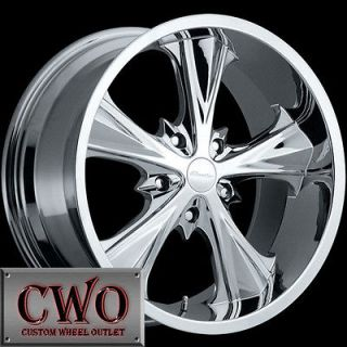 Newly listed 20 Chrome Panther Juice Wheels Rims 5x127 5 Lug Chevy GMC